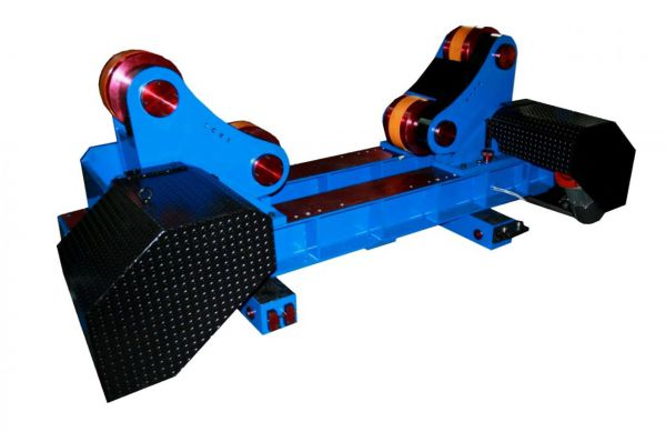 Self-centering roller positioners