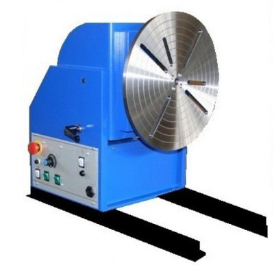 Light series rotary table positioners